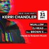 New Year Party // Kerri Chandler Audio Club Genève Tickets