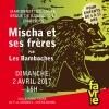 Misha et ses frères par Les Bamboches Salle Point favre Chêne-Bourg Tickets