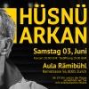 Hüsnü Arkan Aula Rämibühl Zürich Tickets