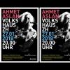 Ahmet Aslan Volkshaus Zürich Biglietti