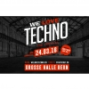 We Love Techno the festival Grosse Halle Bern Tickets