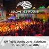 Beach Style Dome Dornacherplatz Solothurn Tickets