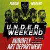 One big U N D E R weekend Club Bellevue Zürich Tickets