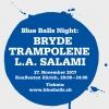 Blue Balls Night Kaufleuten Zürich Biglietti