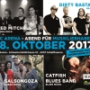 Blues & Latin Night BBC Arena Schaffhausen Billets