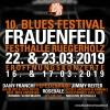Festivalpass Freitag/Samstag Festhalle Rüegerholz Frauenfeld Tickets