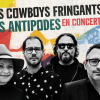 Les cowboys fringants Arena Genève Tickets