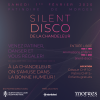 Silent-Disco de la Chandeleur 2020 Patinoire des Eaux Minérales Morges Biglietti
