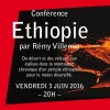 """Conférence """"Ethiopie"""" Salle Point favre Chêne-Bourg Tickets"""