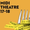 Midi Théâtre 5/7 Forum St-Georges Delémont Biglietti