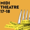 Midi Théâtre 3/7 Forum St-Georges Delémont Billets