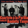 Che Tango Bern Ball mit Cuarteto a la Parrilla Stadtsaal Kornhaus Bern Billets