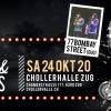 KUNTERBUNT mit 77 BOMBAY STREET Chollerhalle Zug Biglietti