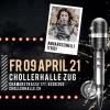 KUNTERBUNT mit Anna Rossinelli Chollerhalle Zug Biglietti