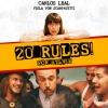 20 Regeln für Sylvie (D/F/d) Sieber Transport AG Pratteln Biglietti