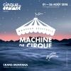 Cirque au Sommet Promenade de l'Ehanoun Crans-Montana Biglietti