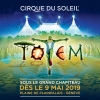 Cirque du Soleil - Totem Grand Chapiteau à la Plaine de Plainpalais Genève Tickets