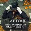 Claptone MÄX Zürich Tickets