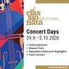 Classionata Concert Days Konzertsaal Solothurn Billets