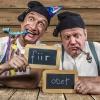 Comedy-Duo Messer&Gabel ComedyHaus Zürich Tickets