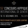 55e CHI de Genève Palexpo Grand-Saconnex Tickets