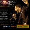 Concert Jean Carlos Centeno - 29 septembre 2018 Palladium Genève Billets