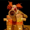 Coulrophobia - Two Clowns Trapped in a Cardboard World Nordportal Baden Billets