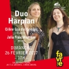 Duo Harpian Salle Point favre Chêne-Bourg Tickets