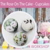 The Rose on the Cake - Handbemalte Cupcakes Stadthalle, OG Raum 1 Dietikon Tickets