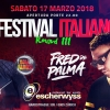 Il Festival Italiano Reloaded round ||| Escherwyss Club Zürich Zürich Tickets