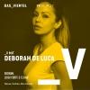 _V mit Deborah De Luca Viertel Klub Basel Biglietti