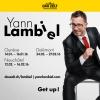 DAS ZELT: Yann Lambiel - Get up! Diverse Locations Diverse Orte Tickets