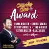 Comedy Club 18 Award DAS ZELT Zug Tickets