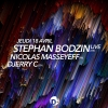 Stephan Bodzin + Nicolas Masseyeff D! Club Lausanne Tickets
