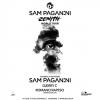 Sam Paganini D! Club Lausanne Tickets