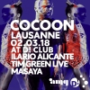 Cocoon Night in Lausanne D! Club Lausanne Biglietti