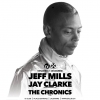 Jeff Mills (USA) + Jay Clarke (UK) D! Club Lausanne Billets