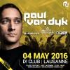 Paul Van Dyk, Alex M.O.R.P.H D! Club Lausanne Tickets