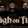 High on Fire + Orange Goblin + Black Willows Les Docks Lausanne Tickets