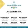 International Drums&Percussion Camp Thurgauerhof Weinfelden Tickets