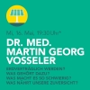 Dr. med. Martin Georg Vosseler OSTTOR Winterthur Billets