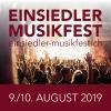 Einsiedler Musikfest 2019 Paracelsuspark/Adlermätteli Einsiedeln Billets