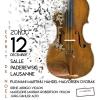 Esprit de Noël Salle Paderewski Lausanne Tickets