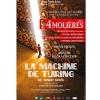 La machine de Turing Théâtre de Terre Sainte Coppet Billets