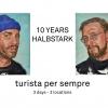 10 Jahre Halbstark EXIL Zürich Tickets