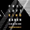 Freiluftkino Baden 2020 Oberste Etage Parkhaus Gartenstrasse Baden Biglietti