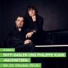 Patti Basler und Philippe Kuhn mit Nachsitzen Saal Maienmatt Oberägeri Tickets