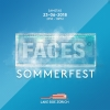 FACES Sommerfest 2018 Lake Side Zürich Biglietti