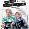 Zwei wie Bonnie & Clyde Theater Fauteuil, Tabourettli Basel Tickets
