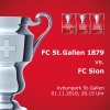 FC St.Gallen 1879 - FC Sion kybunpark St.Gallen Billets